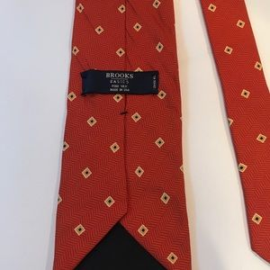 Brooks Brothers BROOKS Basics Silk Tie